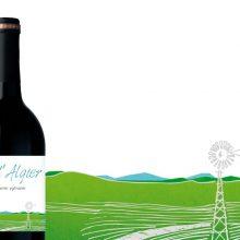 Wein Etiketten Gestaltung