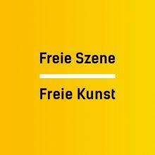 """Logo Design """"Freie Szene - Freie Kunst"""""""